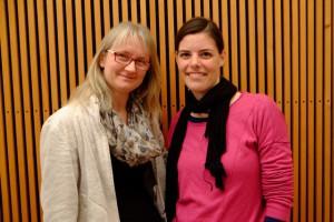 Neue Chrabbelgruppenleitung: von Gunhild Wälti zu Angela Roth