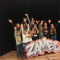 SRF Zambo 2018
