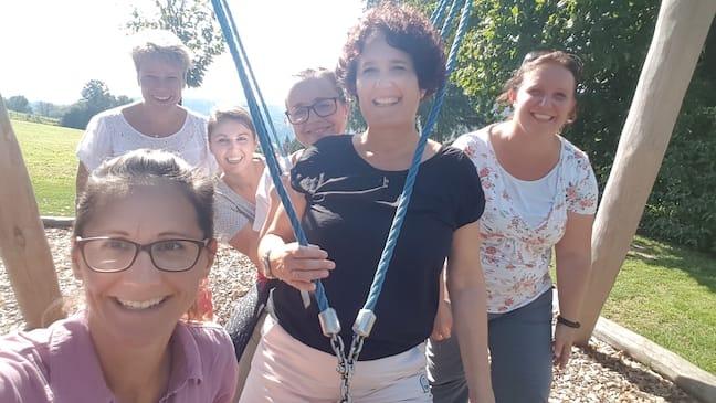 Spielgruppen Team-Ausflug Herbst 2020